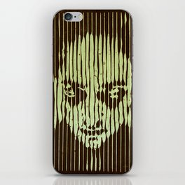 no casualities - green version iPhone Skin