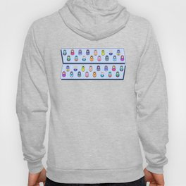 Hundred Matroyshka Hoody