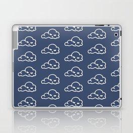 clouds pattern Laptop & iPad Skin