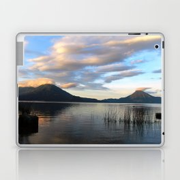 Lago Atitlan Sunrise Laptop & iPad Skin