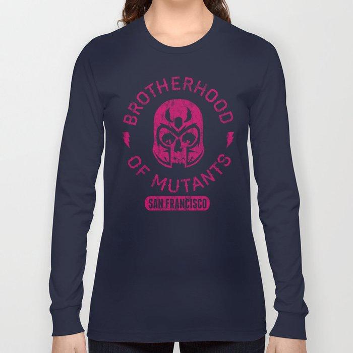 Bad Boy Club Brotherhood Of Mutants Long Sleeve T Shirt By Joshln