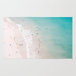 beach - summer love II Rug