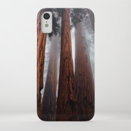 Woodley Forest iPhone Case