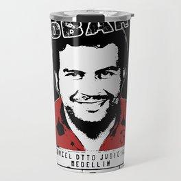 Pablo Escobar Travel Mug