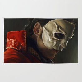 The Phantom of the Opera Rug