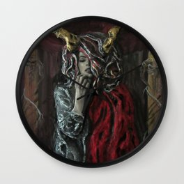 Sacrifice Wall Clock
