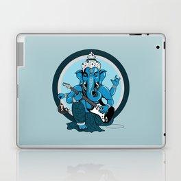 Ganesha rocks ! (v2) Laptop & iPad Skin