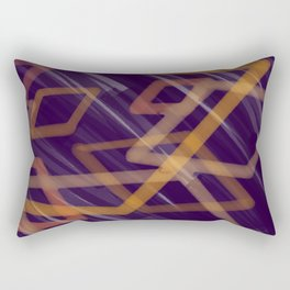 Carnival II Rectangular Pillow