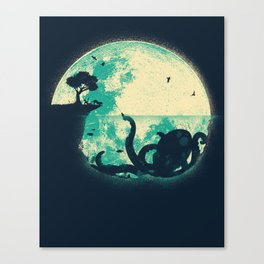 The Big One Canvas Print