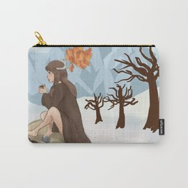 Caribou Coffee  Carry-All Pouch