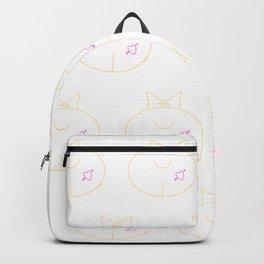 Corgi Butt Pattern Backpack