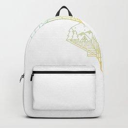 phish band logo Backpack