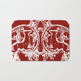 Asheville Stags a Leaping Bath Mat