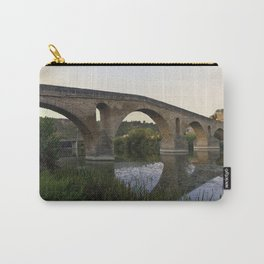 Mediaeval Bridge Carry-All Pouch