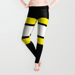 Team Colors 2..yellow Leggings
