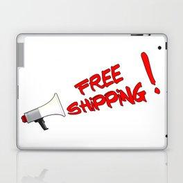 Free Shipping Megaphone Laptop & iPad Skin