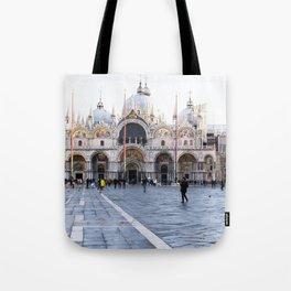 Venezia, San Marco Tote Bag