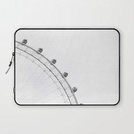 London Eye Monochrome Laptop Sleeve