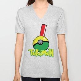 Tokemon GO Unisex V-Neck