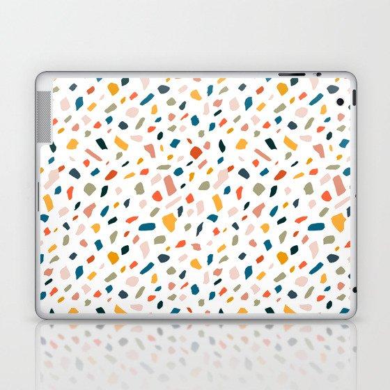 Terrazzo #pattern #illustration #Terrazzo Laptop & iPad Skin