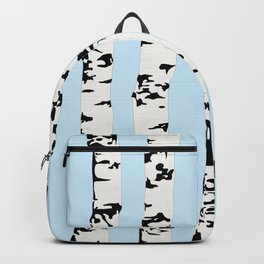 Birch pattern Backpack