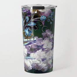 Bouquet Bling Travel Mug