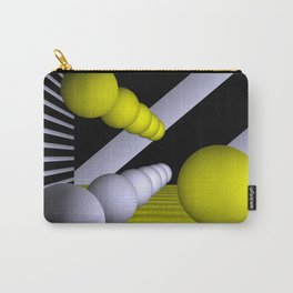 3D-geometry -9- Carry-All Pouch