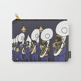 Mardi Gras - I Came for the Bands! Carry-All Pouch