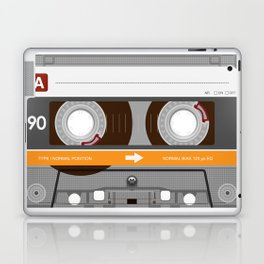 K7 Cassette 6 Laptop & iPad Skin