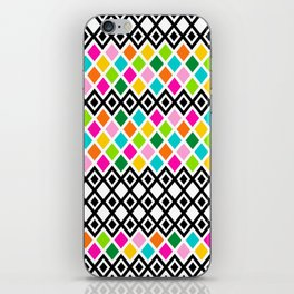 DIAMOND - White iPhone Skin