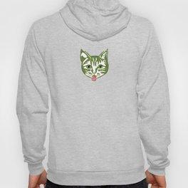 Mollycat Green Hoody
