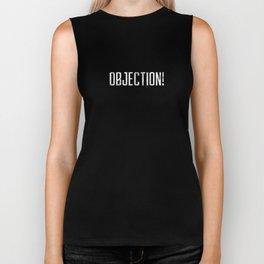 Objection! Biker Tank