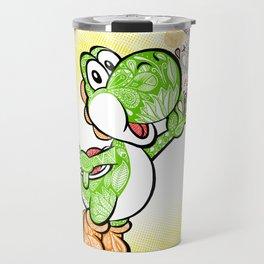 Yoshi Wonderland !  Travel Mug