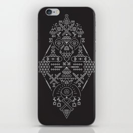 SIMETRIA - I iPhone Skin