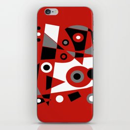 Abstract #905 iPhone Skin