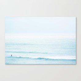 Winter Surfing III Canvas Print
