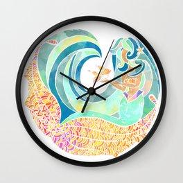 Sea friends Wall Clock