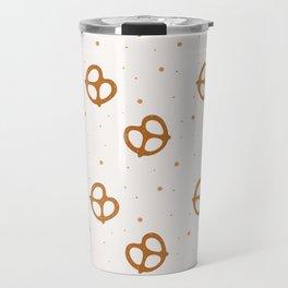 Pretzels Travel Mug