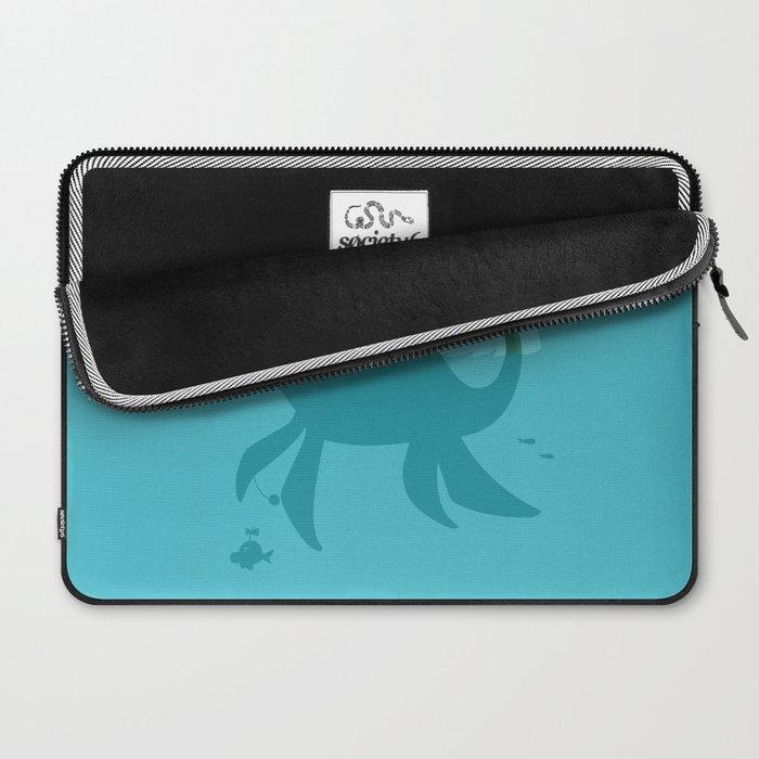 "Loch""Ness"" Monster Laptop Sleeve"