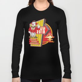 Power Up 2018 Long Sleeve T-shirt