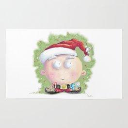 christmas elf Rug