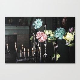 Blooming Memories Canvas Print