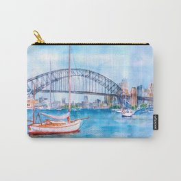 Beautiful Sydney Harbour Carry-All Pouch