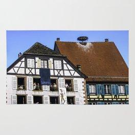 Windows - Colmar France Rug