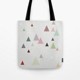 spring    in pastel colors Tote Bag
