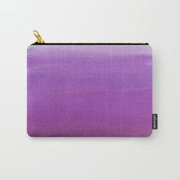 Purples No. 1 Carry-All Pouch