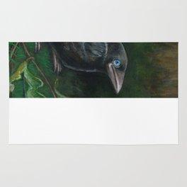 Fallen from the Nest -The Groundbird Rug