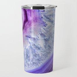 Purple agate 3110 Travel Mug