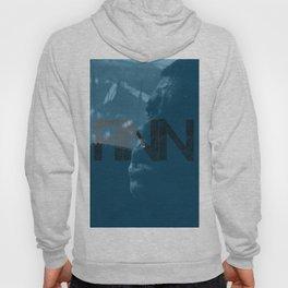Finn in Blue Hoody