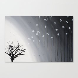 This Painting Has Meaning Canvas Print